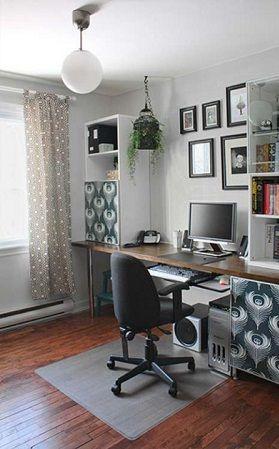 Decorar el despacho según el Feng-shui Espacios de trabajo