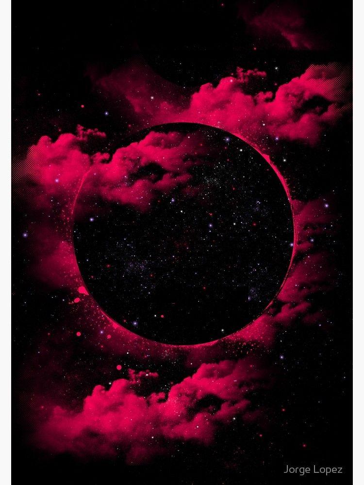 'Black Hole' Photographic Print by Jorge Lopez