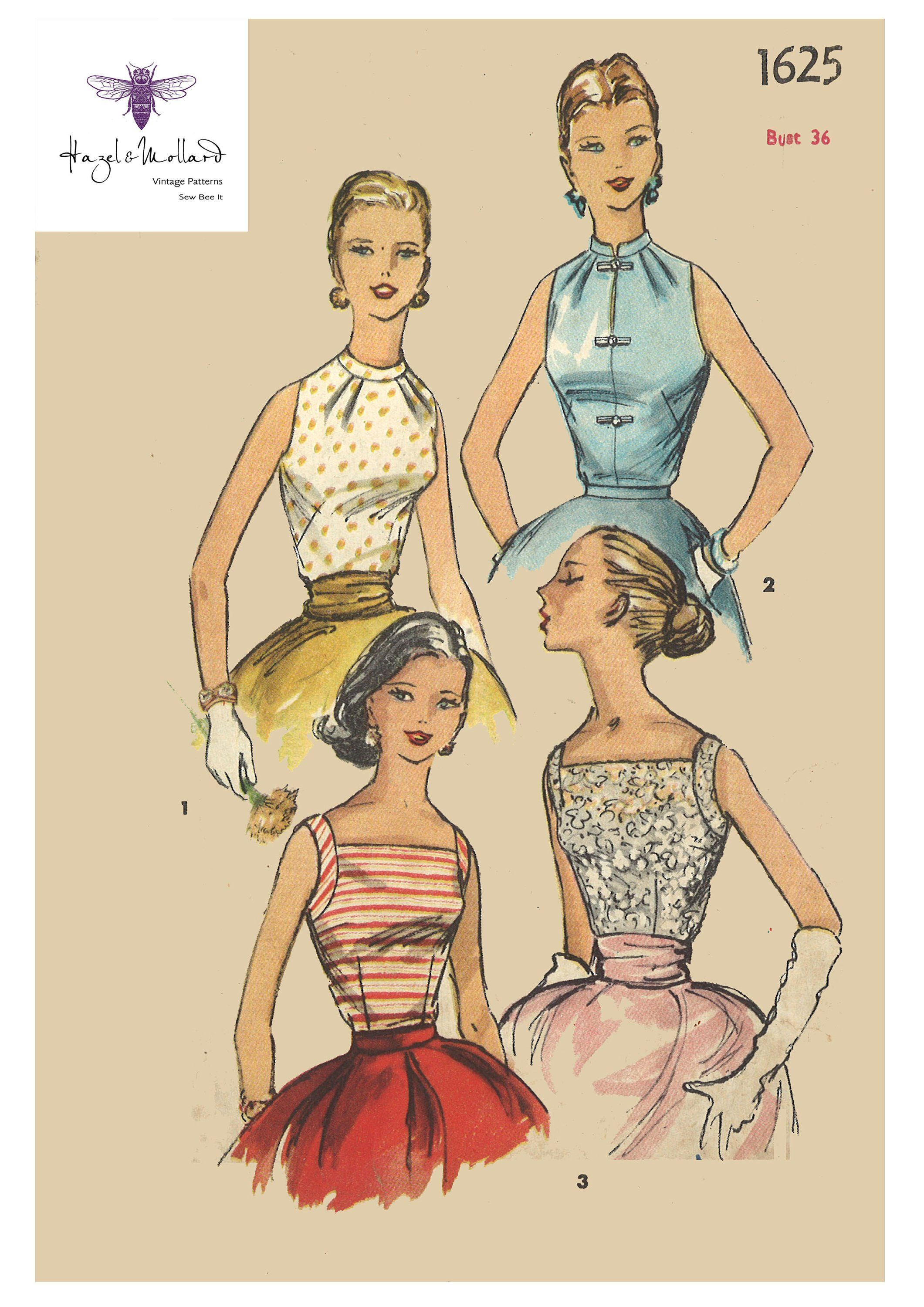 36dea917168 Excited to share the latest addition to my  etsy shop  Vintage 1950 s  Sewing Pattern