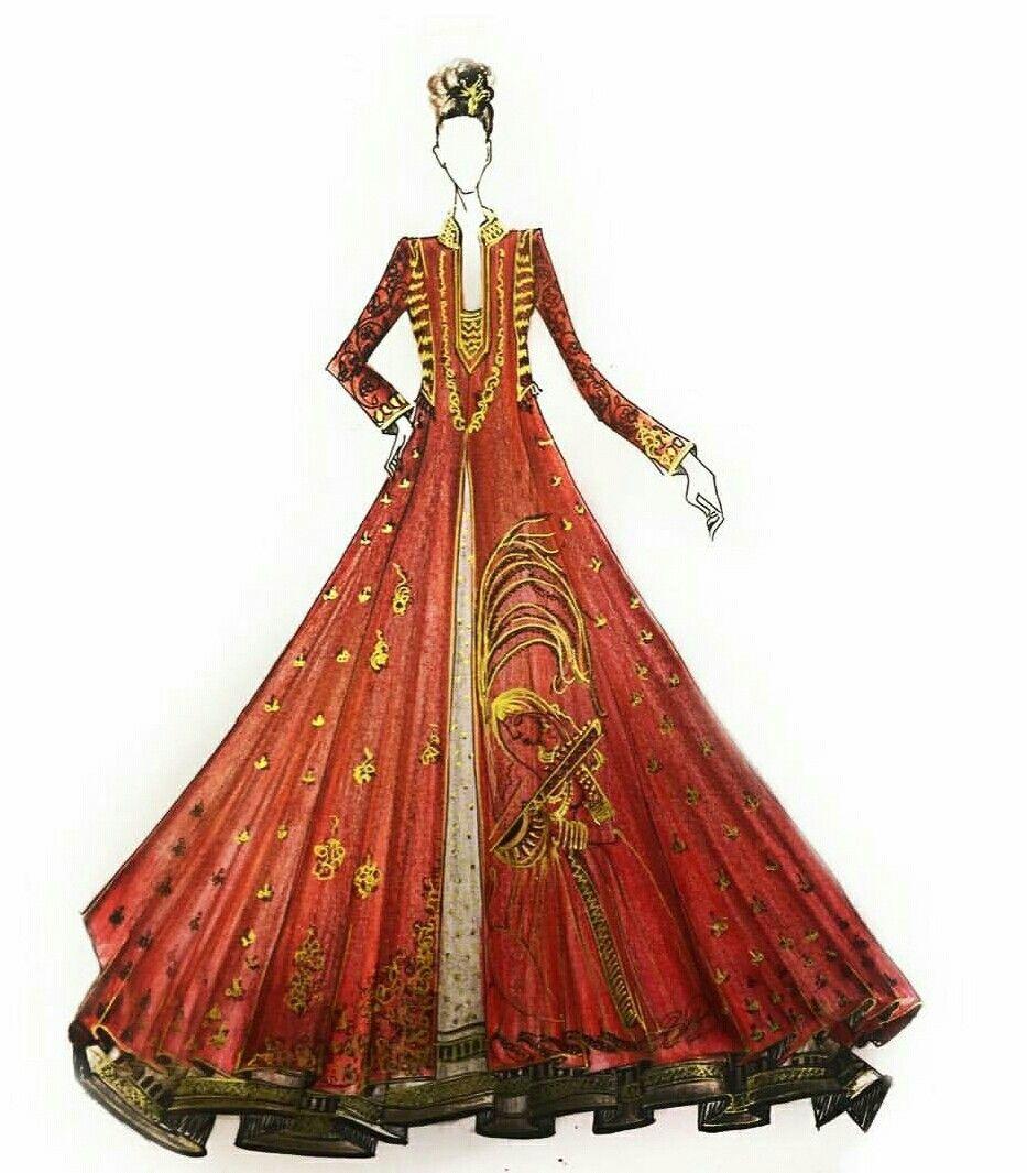 Pin By Jyotsna Pant On Jewellery Art Dress Dress Design Sketches Fashion Illustration Dresses