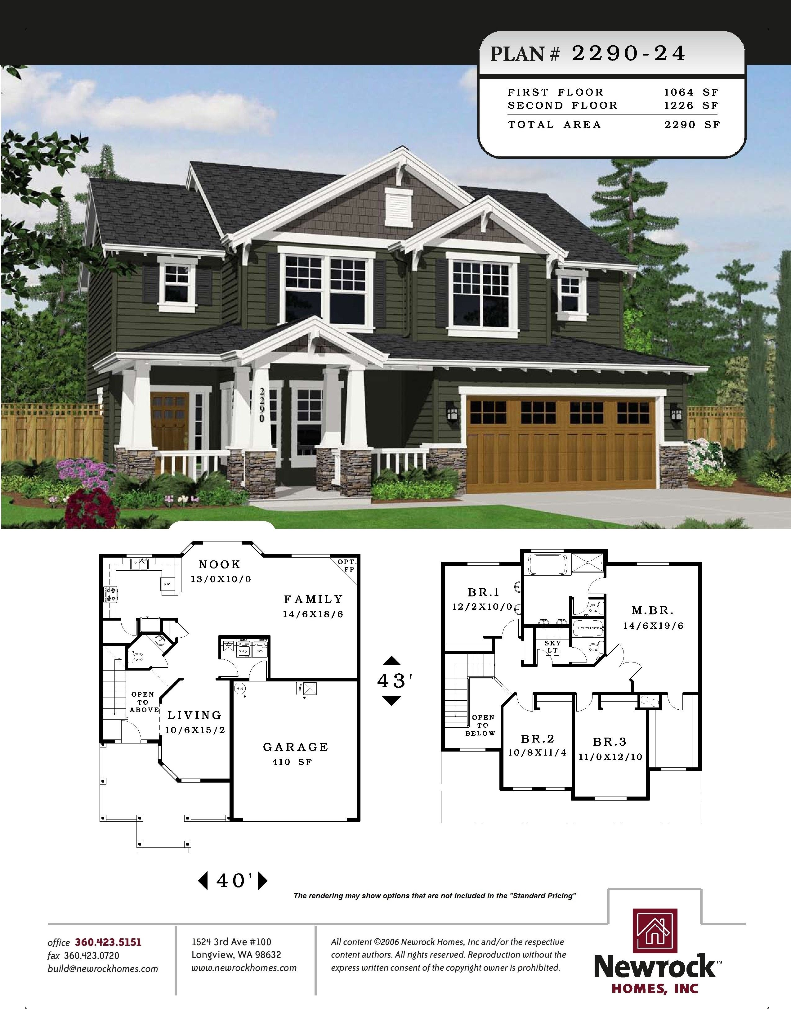Plan 2290 24 newrock homes dream home pinterest house plan 2290 24 newrock homes solutioingenieria Choice Image