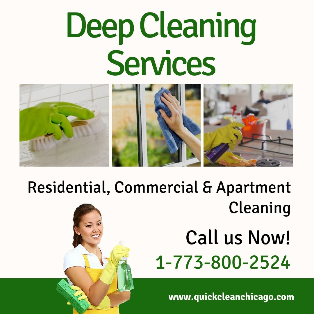 Quick Cleaning offers professional commercial cleaning and ...