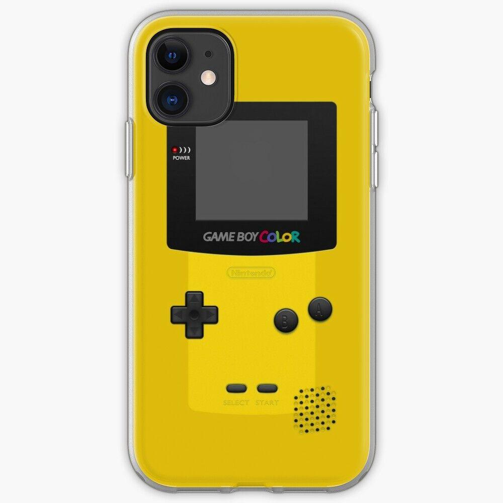iphone 11 gameboy case pokemon