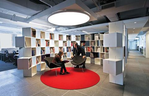 ogilvy new york office. Love The Red Circular Rug And Matching Light Above. Ogilvy \u0026 Mather, New York. York Office R