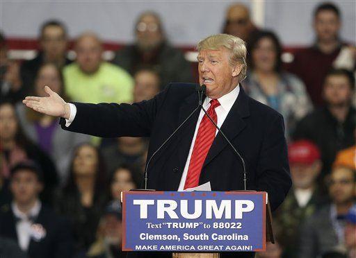 Trump: El papa está mal informado sobre frontera México-EEUU - http://a.tunx.co/Ek2p1