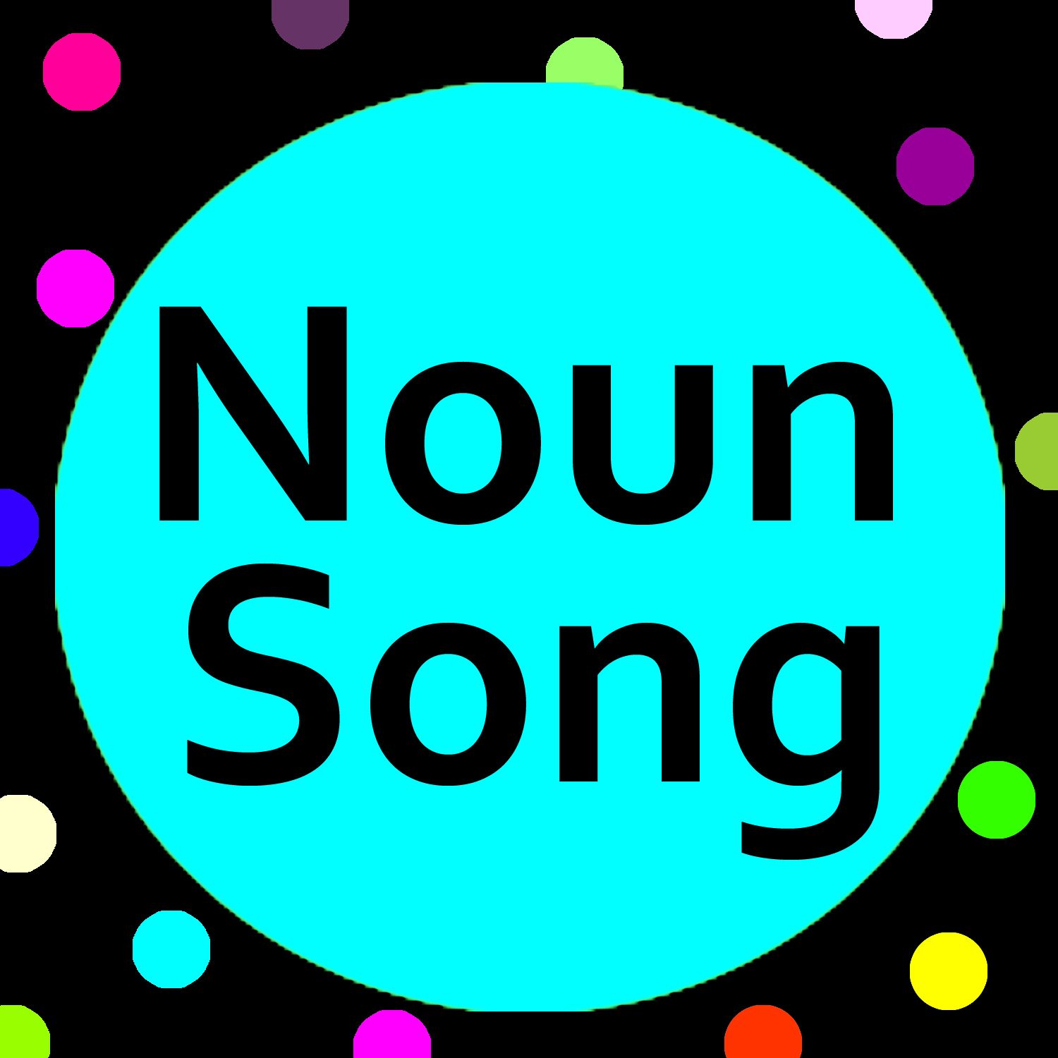 A Grammar Song With Lyrics That Introduces Nouns To Young