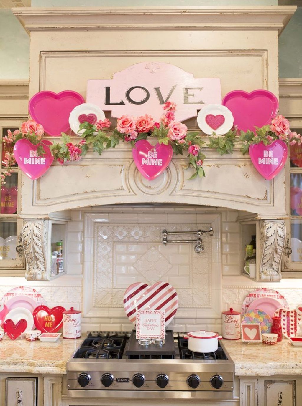 48 Rustic Romantic Decorating Ideas For Valentines Day | Diy ...