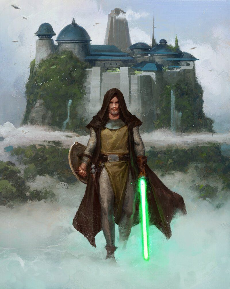 Artstation Star Wars Myths And Fables Grant Griffin In 2020 Star Wars Characters Star Wars Artwork Star Wars Art