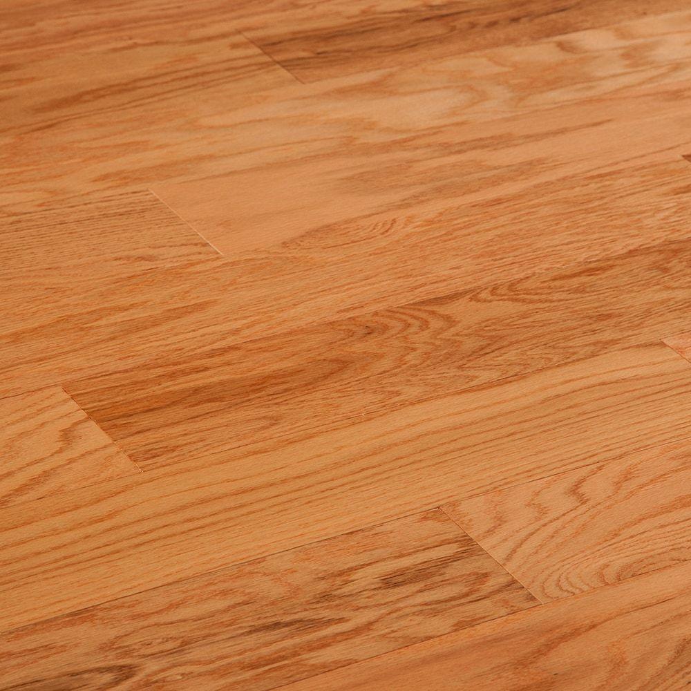 Engineered Red Oak Natural / Red Oak / Urethane / ABC