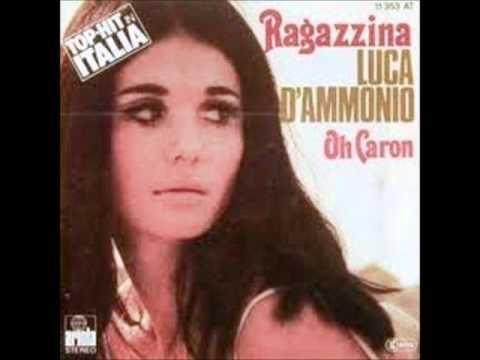 LUCA D' AMMONIO RAGAZZINA (1977)