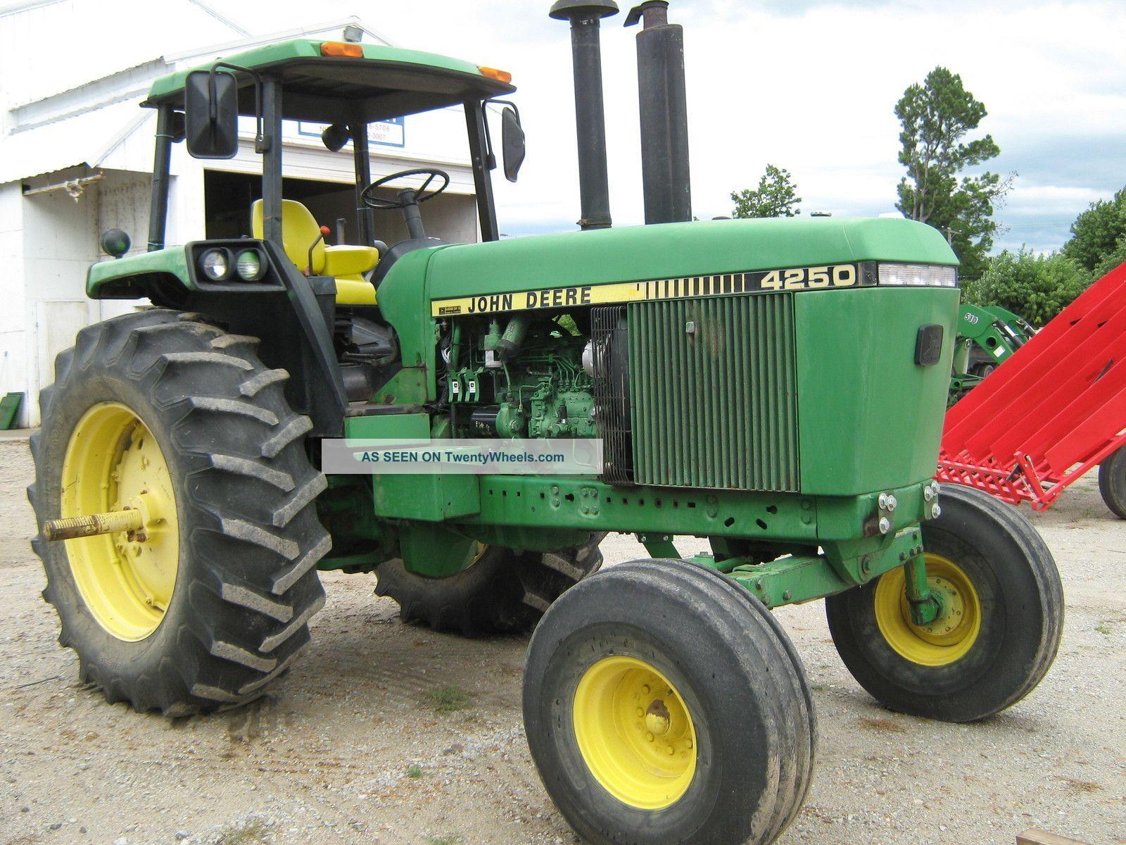 John Deere 4250 - Google Search Tractor