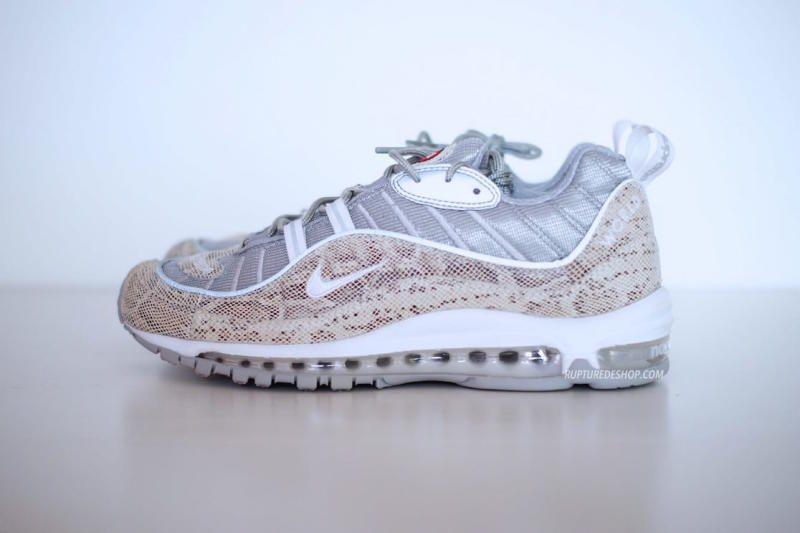 Supreme x Nike Air Max 98 Pack | Sneaker Nation | Pinterest