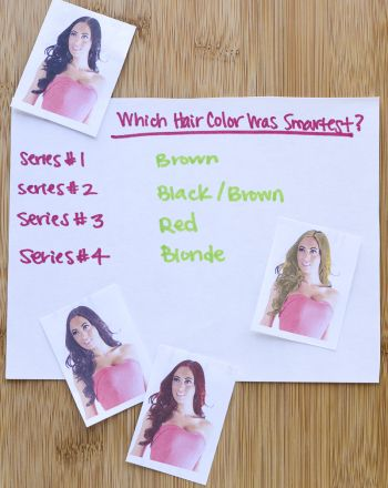 Does Hair Color Affect Perception Of Intelligence Me