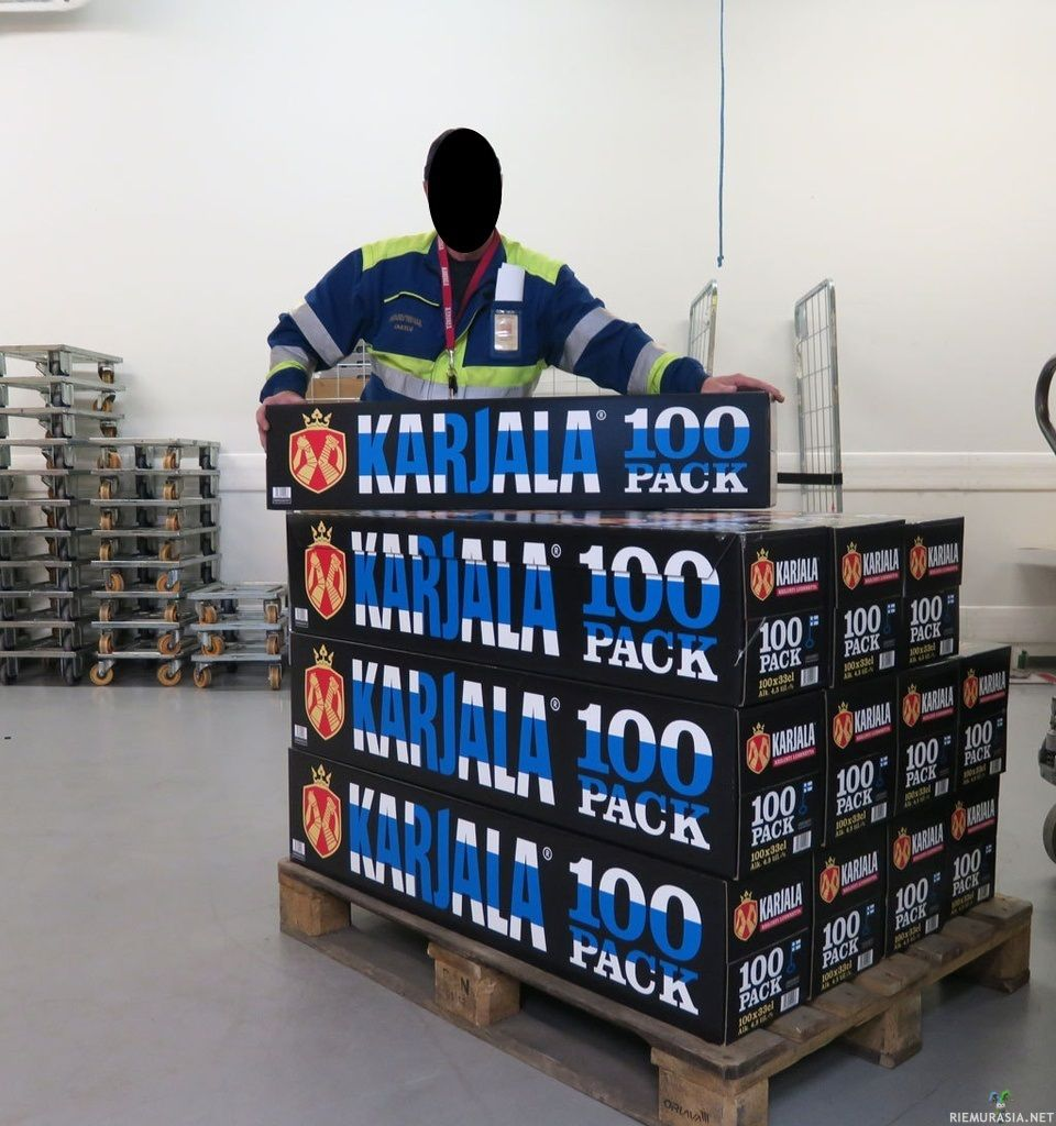 What started as an April fools joke a finnish beer