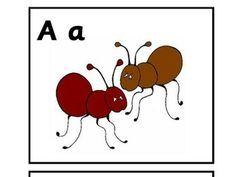 Jolly Phonic flash cards - colour   Literacy   Pinterest   Kind