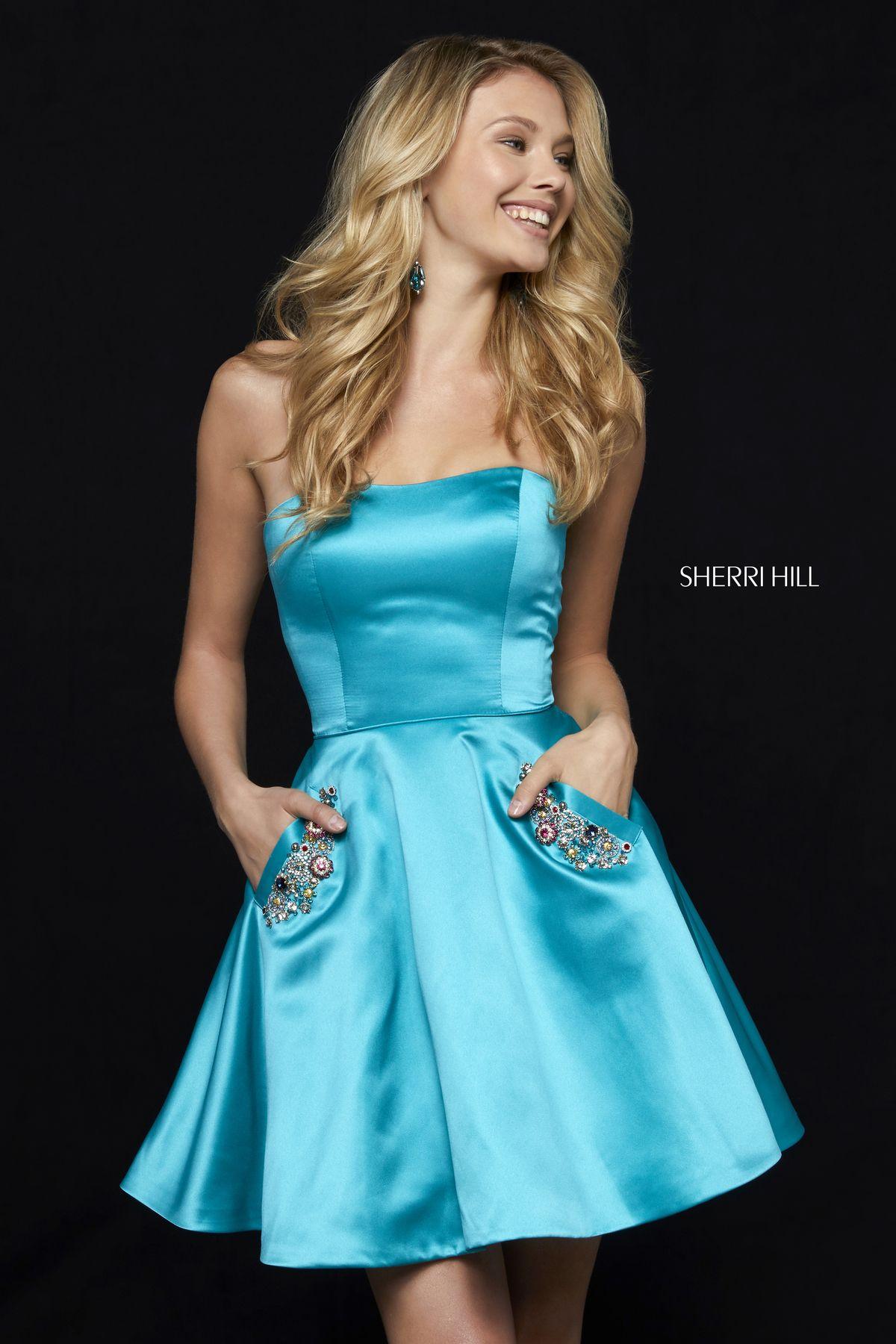 Style  52190 – Sherri Hill  4138d4aa0