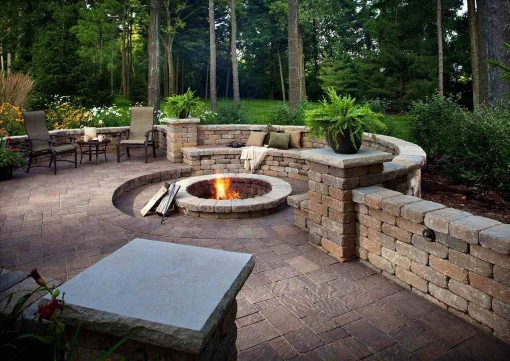 Backyard Landscaping With Paving Ideas
