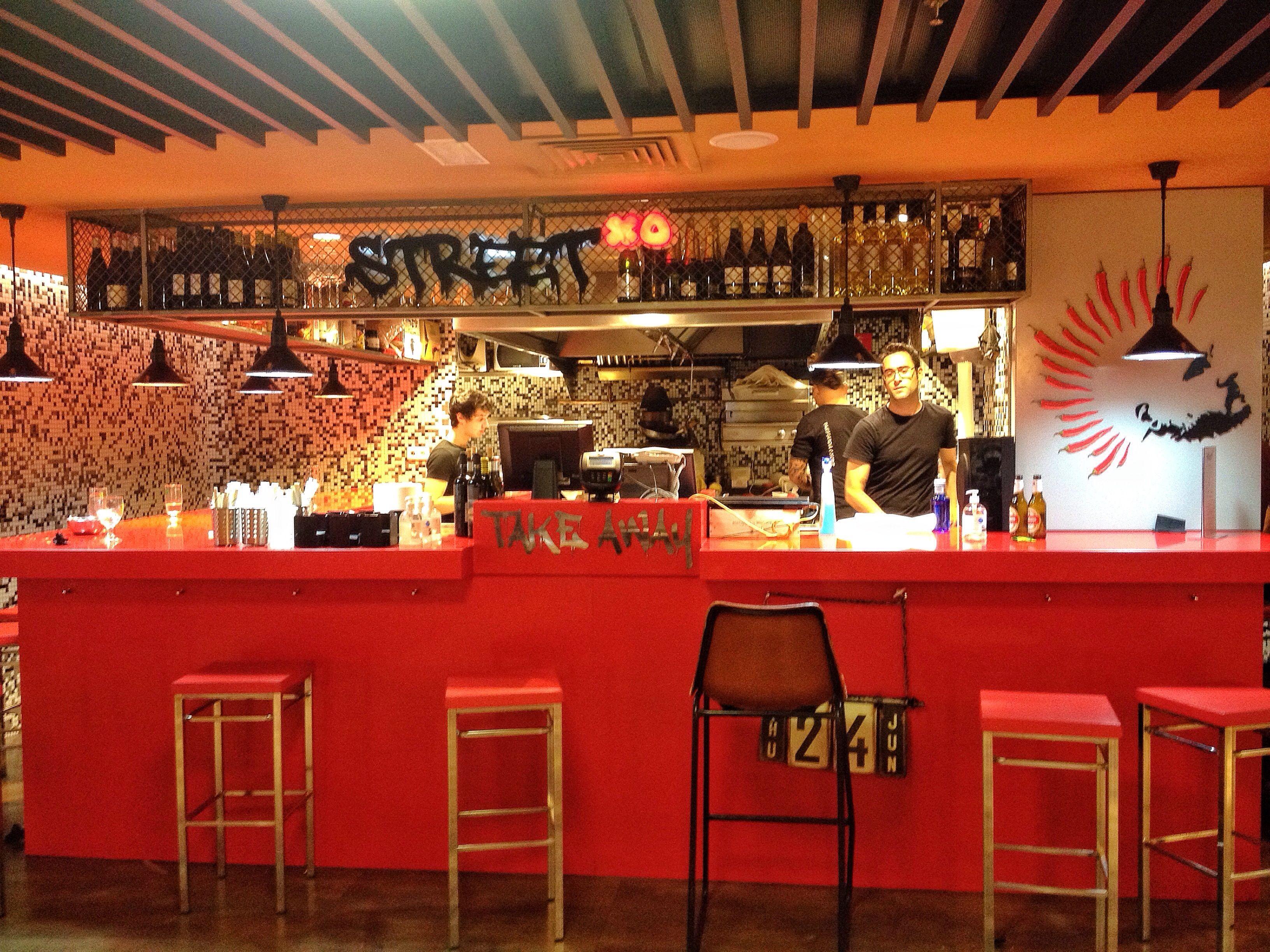 Pin En Restaurantes