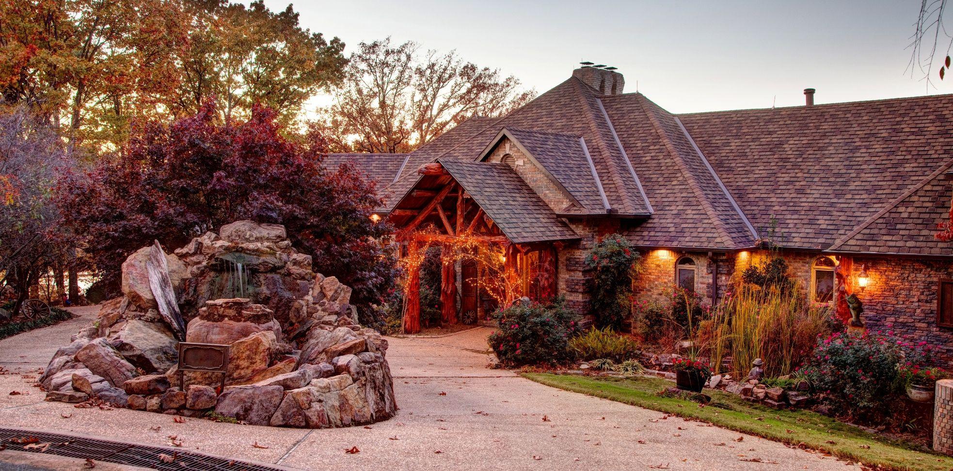 Cedar Lodge Bella Vista Ar House Rental Vacation House