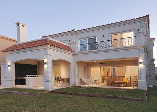 Housing construcciones arq casas fachadas y arquitectura - Construcciones de casas modernas ...