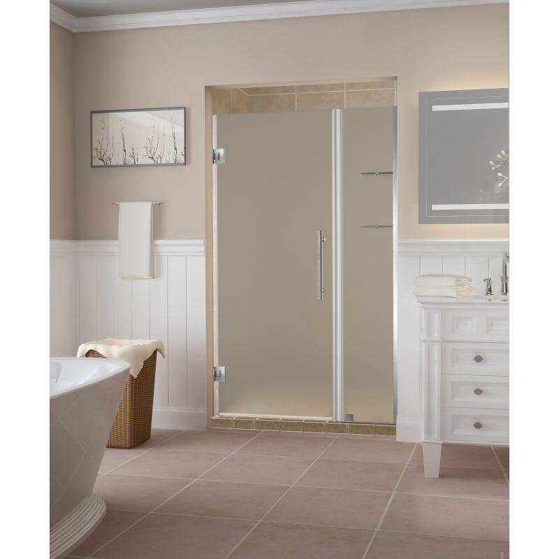 Aston Sdr960f 3622 10 In 2020 Frameless Shower Doors Shower Doors Frameless Shower