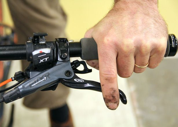 Image result for mountain bike brake