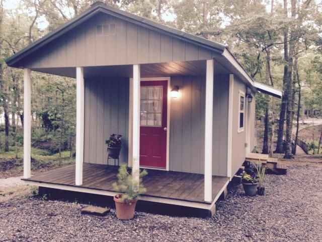 Tiny House Cabin Can Be Moved