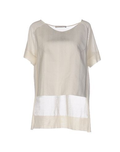 DE PIETRI Women's Sweater Ivory 4 US