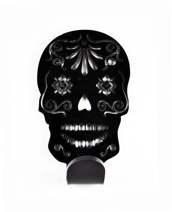 Skull Hand Hook