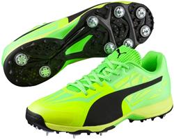 Puma evoSPEED 1.5 Cricket Shoe GREEN