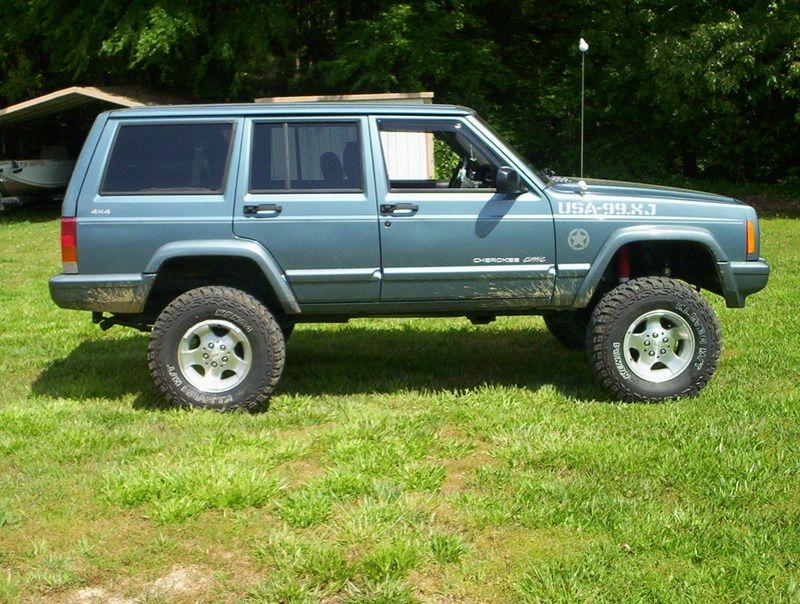 5 3 5 1 5 31x10 50r15 Xj Lift Tire Setup Thread Page