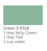 How To Mix Rit Dye For Sage Color All Fabrics Except 100 Polyester