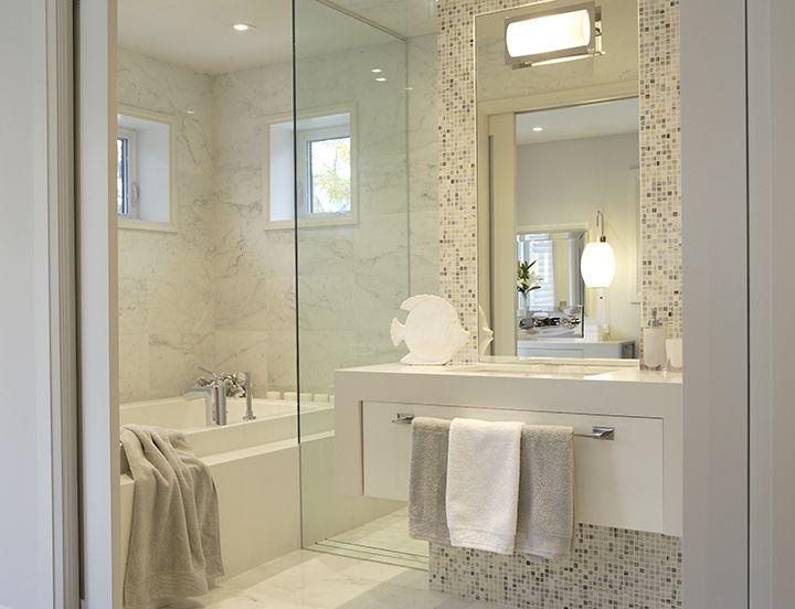 Contemporary Master Ensuite Bathroomregina Sturrock Design Awesome Master Ensuite Bathroom Designs Decorating Inspiration