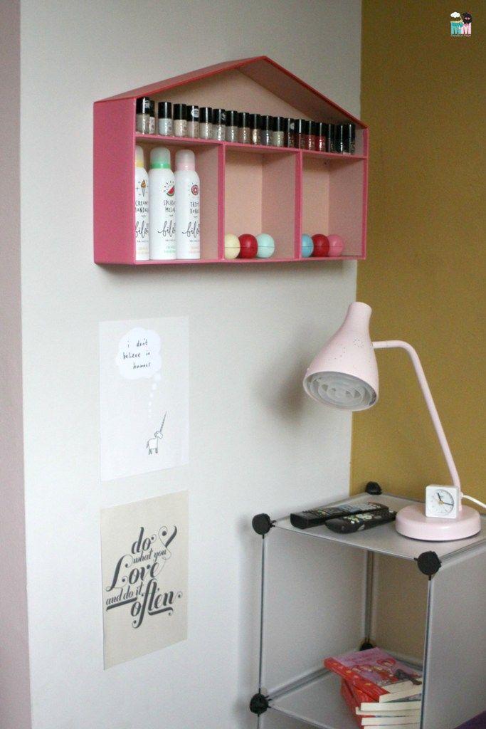 Teeny Mädchen Zimmer - Renovierung & Einrichtung - | Mädchenzimmer ... | {Dekoideen kinderzimmer 68}