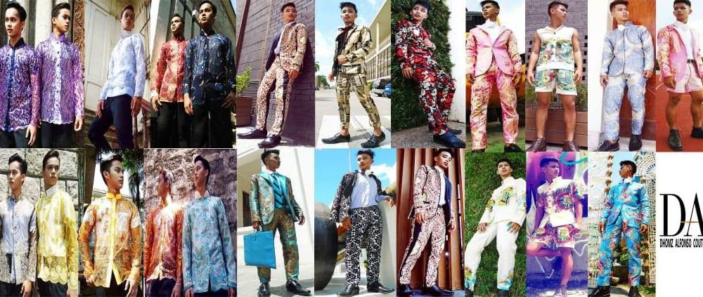 Dhomz Alfonso Pride Of Bulacan Farm Boy Fashion Designer Hits The Runway Boy Fashion Fashion Design Fashion