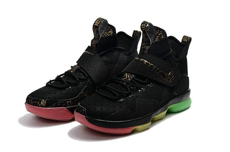 meet 416b9 06ba9 Latest LBJ Sneakers Cheap New Arrival June 2017 Nike Size US 7 7.5 9 10.5 13