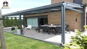 Resultado de imagen para fotos de galerias y cerramientos de aluminio y vidrio ideas para el - Cerramientos de aluminio para porches ...