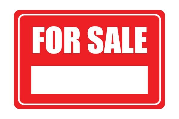 Printable For Sale Sign - Red Download PDF Free For Sale Signs | FOR ...