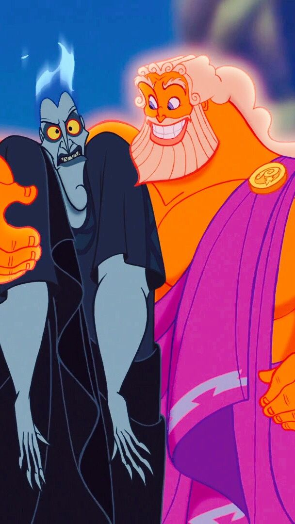 Which Magical Disney Character Would You Be? Hades