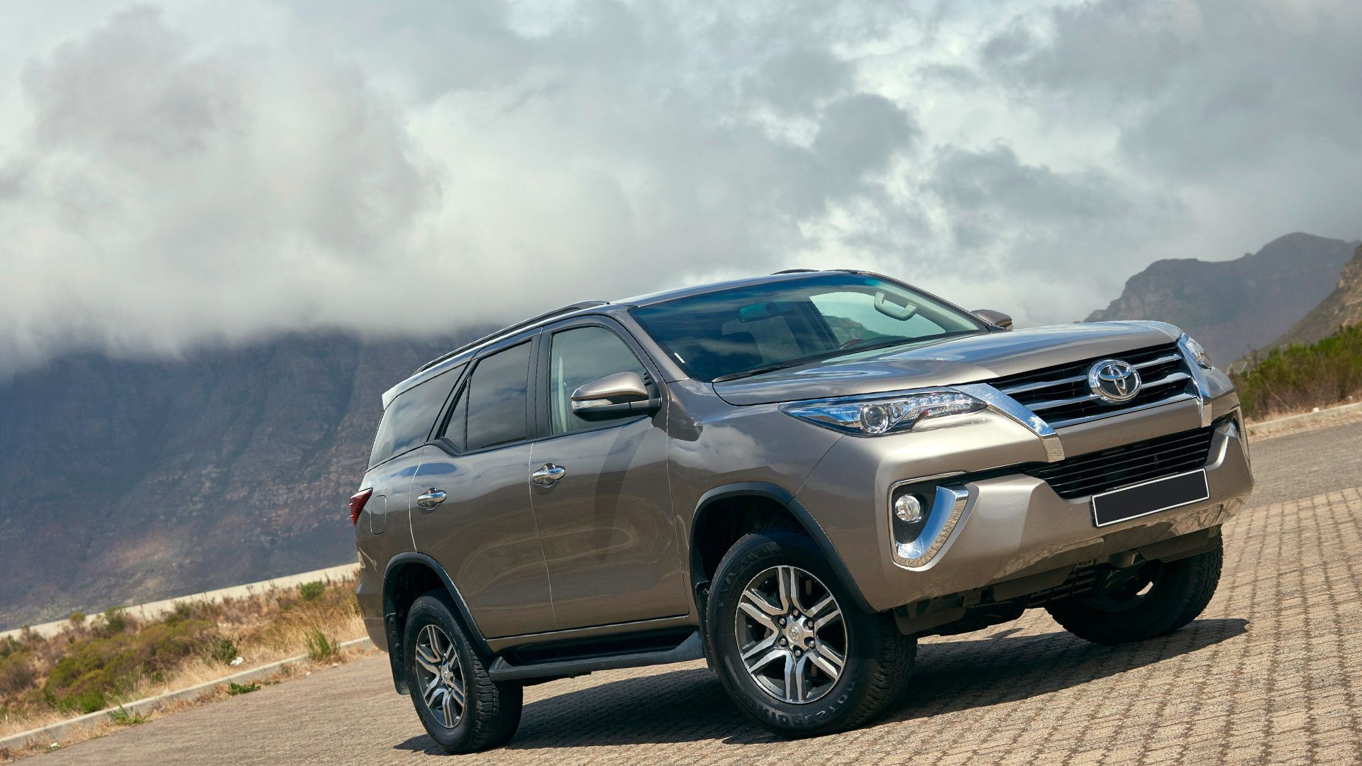 New 2019 Toyota Fortuner First Pictures