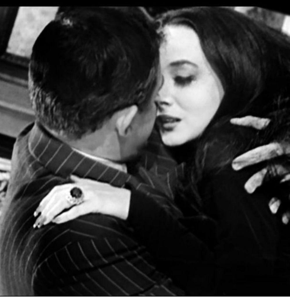 Morticia Addams ring | The addams family 1964, Addams