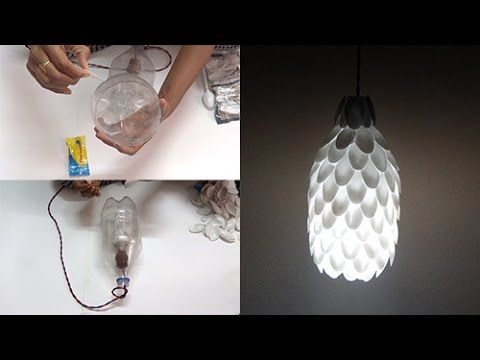 Diy paper lamplantern cathedral light how to make a pendant diy how to make bedroom ceiling light tutorials mozeypictures Images