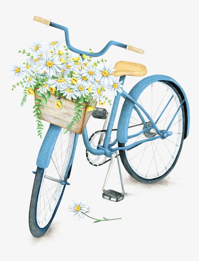 Exquisita flor hermosa cestas bicicleta hermosa canasta - Cestas para bicicletas ...