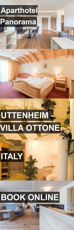 Aparthotel Panorama in Uttenheim Villa Ottone, Italy