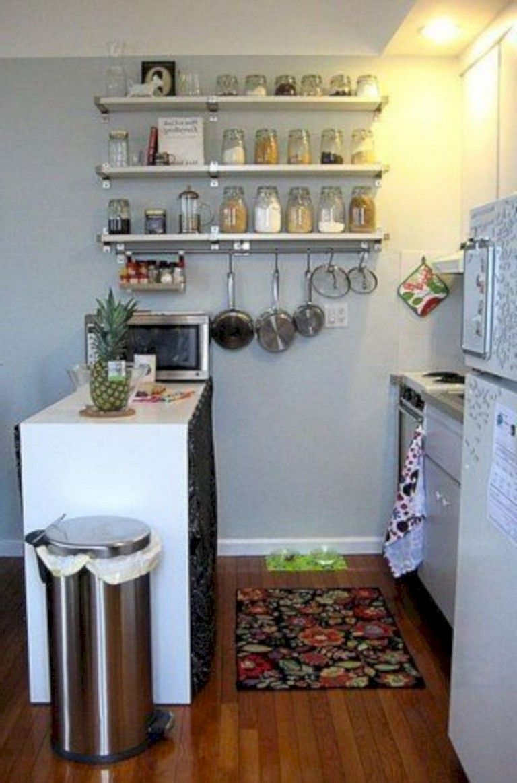 35 Amazing Small Apartment Hacks Organization Ideas - Page ...
