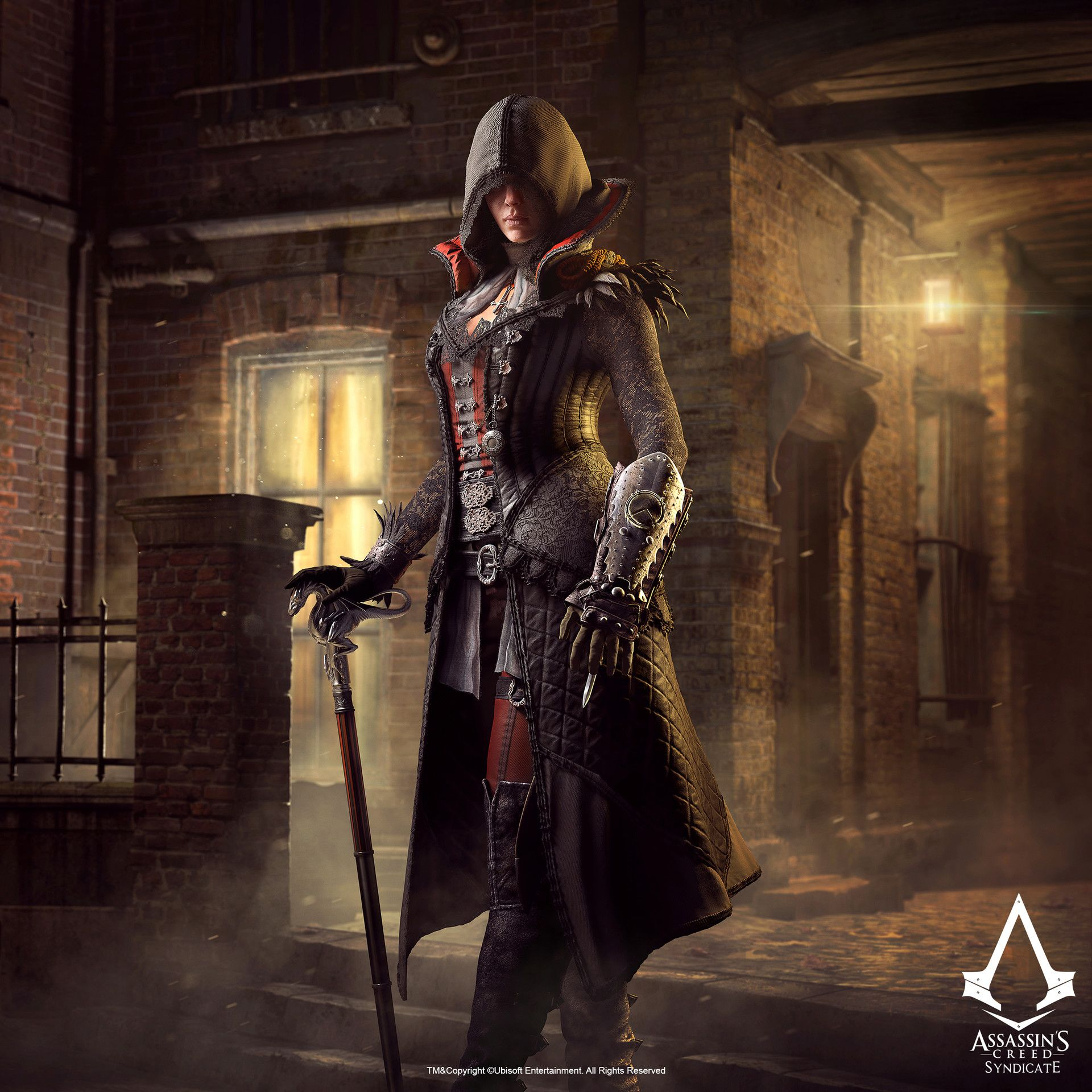 Assassin S Creed Syndicate Evie Victorian Legends Fabien Troncal Assassins Creed Syndicate Evie Assassins Creed Syndicate Assassins Creed