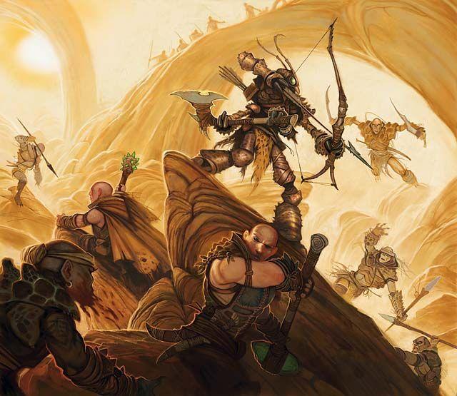 dark sun dragon king - Google Search