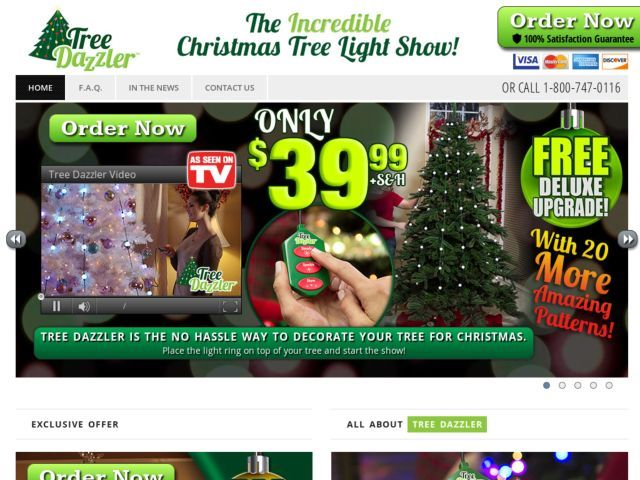 tree dazzler lights are christmas lights that will hang vertically on any christmas tree and won