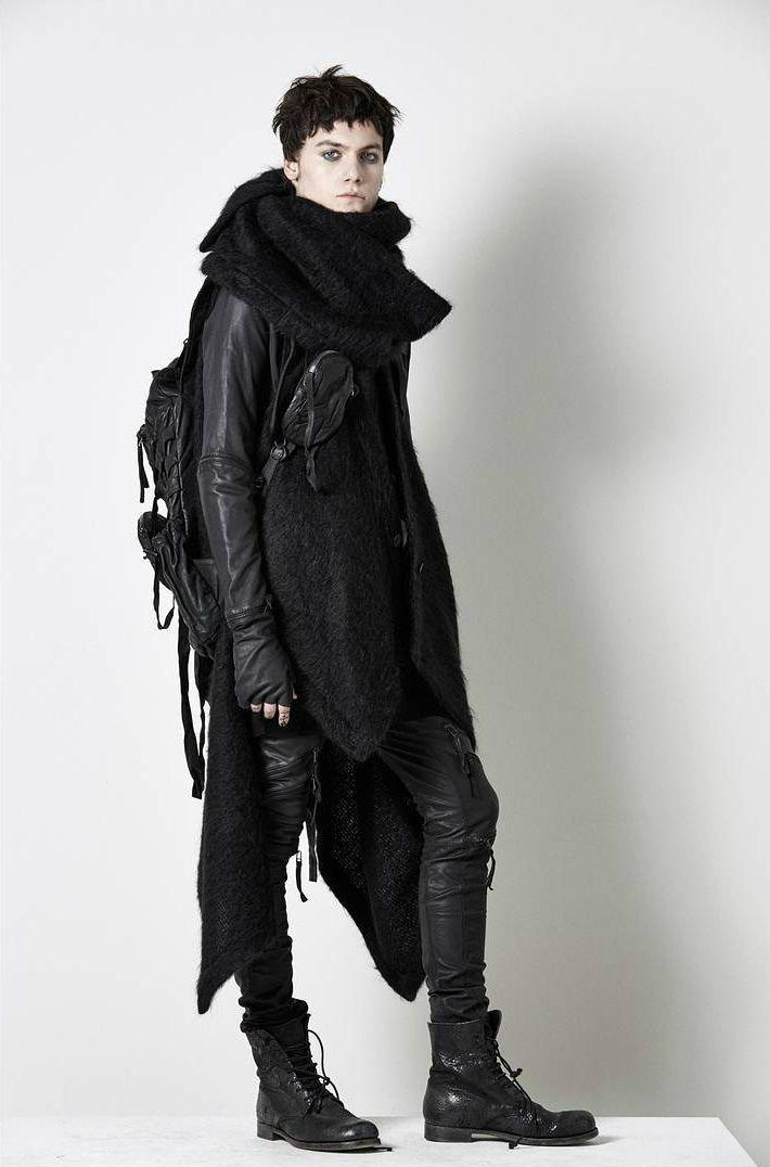 bildergebnis für gothic jungs  cyberpunk fashion