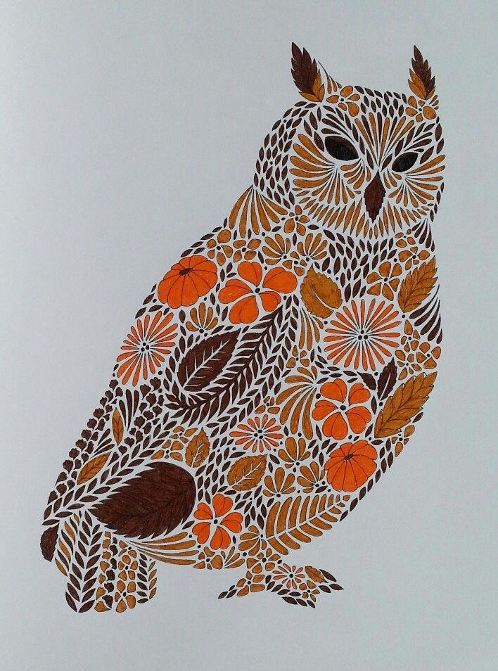 Millie Marottas Owl